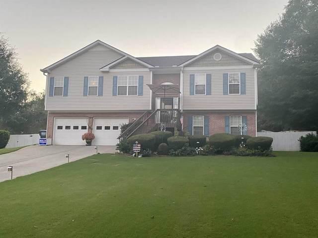 93 Sawdust Trail, Nicholson, GA 30565 (MLS #9050863) :: Athens Georgia Homes