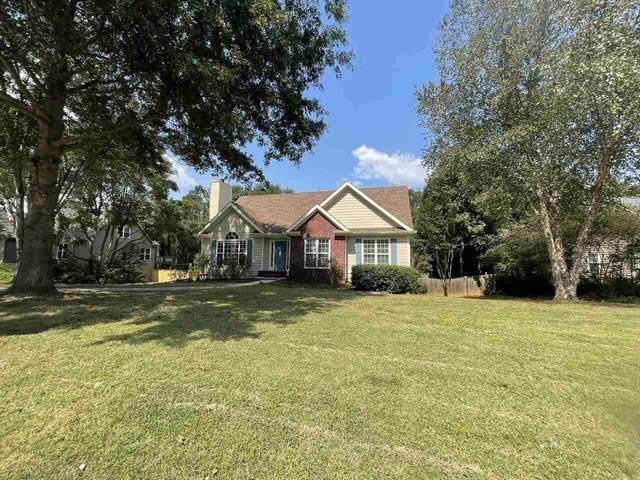 1445 Smoke Hill, Hoschton, GA 30548 (MLS #9050878) :: Anderson & Associates