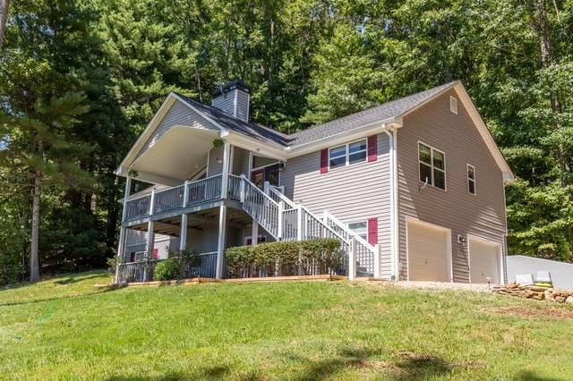 344 Mountain Top Road, Blairsville, GA 30512 (MLS #9050936) :: Athens Georgia Homes