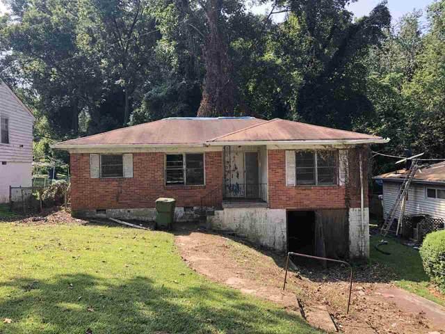 1220 Westboro Drive SW, Atlanta, GA 30310 (MLS #9050951) :: Statesboro Real Estate