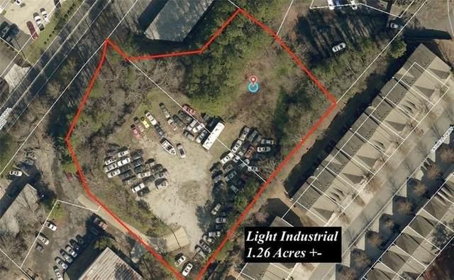 1915 Airport Ind Park Drive SE, Marietta, GA 30060 (MLS #9050975) :: Crown Realty Group