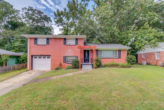3148 Thrasher Circle, Decatur, GA 30032 (MLS #9050982) :: Rettro Group