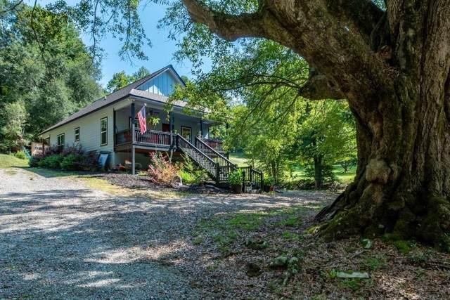 1984 Cowart Mountain Road, Jasper, GA 30143 (MLS #9050997) :: Grow Local