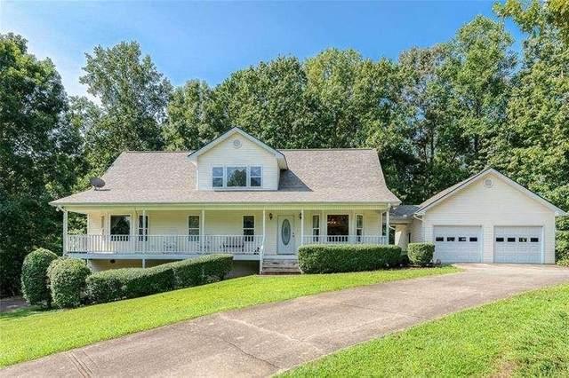 455 Chuck Road, Talking Rock, GA 30175 (MLS #9051061) :: Buffington Real Estate Group