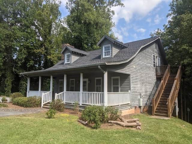 525 Grant Sstreet, Clarkesville, GA 30523 (MLS #9051111) :: Houska Realty Group