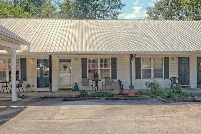 683 Grant Street #G, Clarkesville, GA 30523 (MLS #9051114) :: Rettro Group