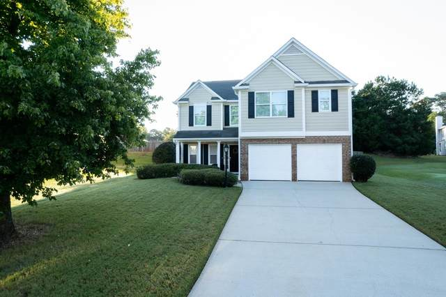 2514 Plymouth Way, Conyers, GA 30013 (MLS #9051140) :: The Realty Queen & Team