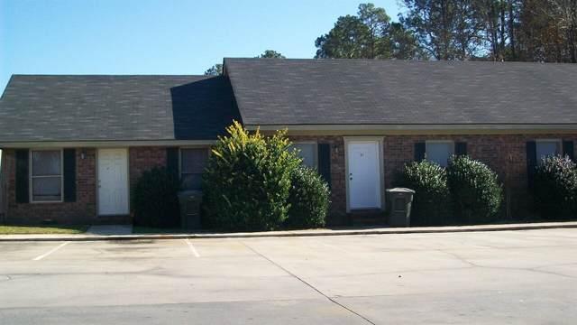 100 Lanier Drive 21 PLANTATION V, Statesboro, GA 30458 (MLS #9051150) :: Rettro Group