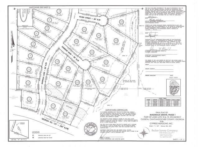 501 Ga Highway 137, Cusseta, GA 31805 (MLS #9051231) :: Rettro Group