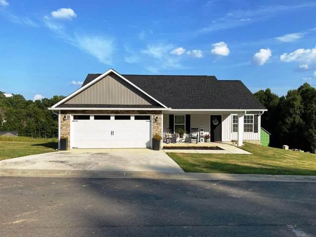 395 SW Lakecrest Circle SW, Calhoun, GA 30701 (MLS #9051264) :: The Realty Queen & Team