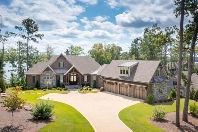 2740 Linger Longer Drive, Greensboro, GA 30642 (MLS #9051267) :: The Atlanta Real Estate Group