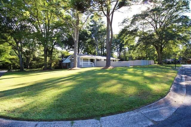 232 Brookwood Drive, Marietta, GA 30064 (MLS #9051398) :: Regent Realty Company