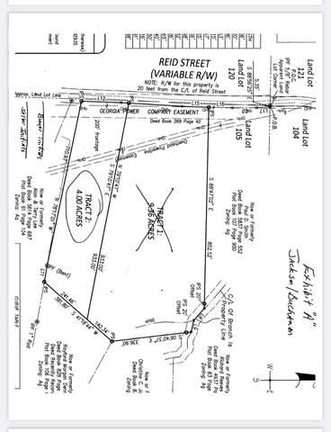 0 Reid Street, Roopville, GA 30170 (MLS #9051452) :: RE/MAX Eagle Creek Realty