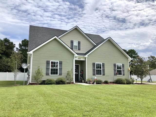 425 Small Pond Lane, Statesboro, GA 30458 (MLS #9051470) :: Rettro Group