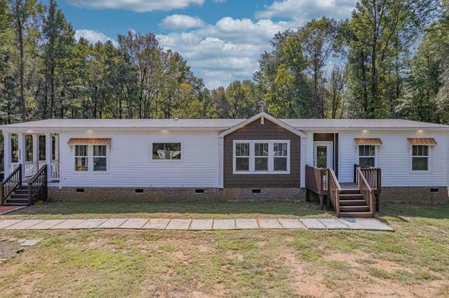 2989 Old Stagecoach, Carnesville, GA 30521 (MLS #9051528) :: Athens Georgia Homes