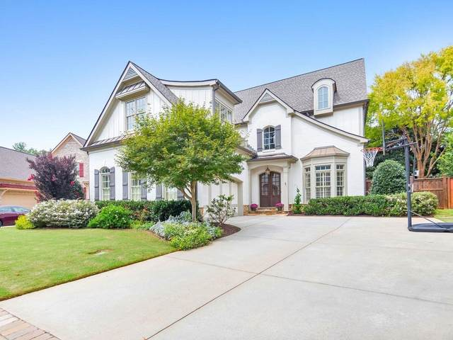3786 Wakefield Hall Square SE, Smyrna, GA 30080 (MLS #9051634) :: The Realty Queen & Team