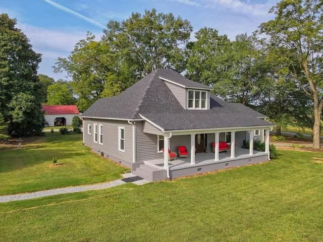 3129 Rock Branch Road, Elberton, GA 30635 (MLS #9051650) :: Athens Georgia Homes