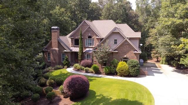 293 Oak Forest Drive, Dawsonville, GA 30534 (MLS #9051662) :: Maximum One Partners