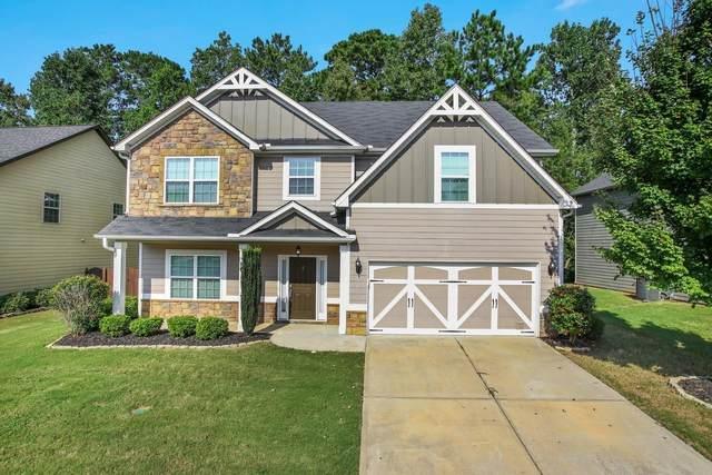 337 Cliffhaven Circle, Newnan, GA 30263 (MLS #9051671) :: Crown Realty Group