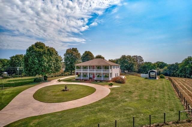 1040 Crenshaw Road, Martin, GA 30557 (MLS #9051728) :: Athens Georgia Homes