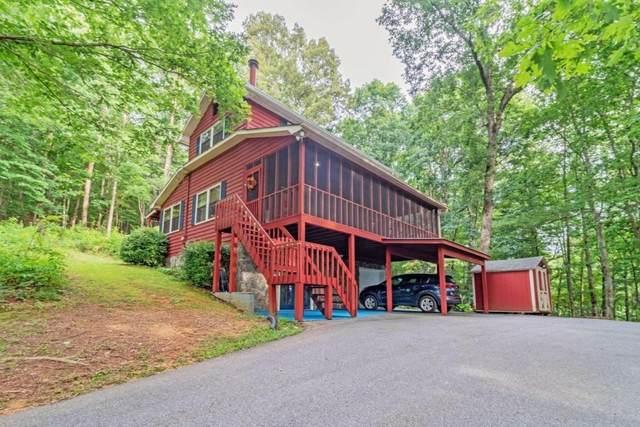 136 Fox Run Drive, Blue Ridge, GA 30513 (MLS #9051734) :: Buffington Real Estate Group
