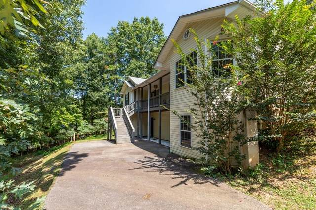 35 Deer Run Road, Blairsville, GA 30512 (MLS #9051750) :: Athens Georgia Homes