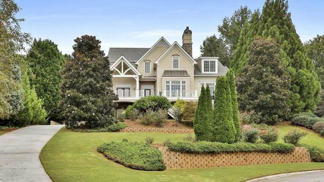 219 Newport Drive, Peachtree City, GA 30269 (MLS #9051788) :: AF Realty Group