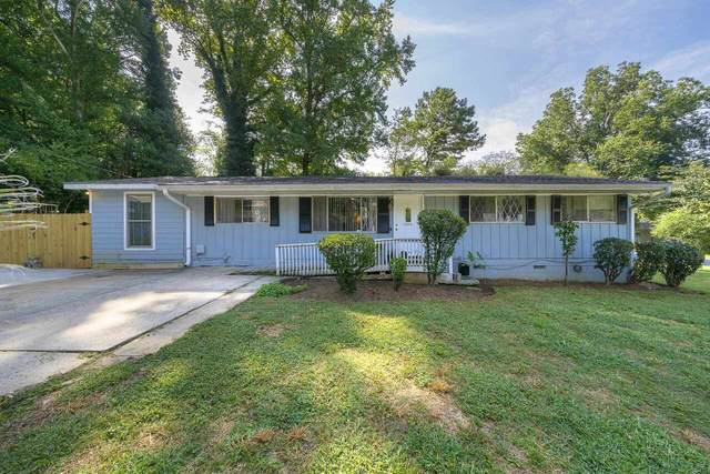 803 Port A Prince Court, Forest Park, GA 30297 (MLS #9051863) :: The Realty Queen & Team
