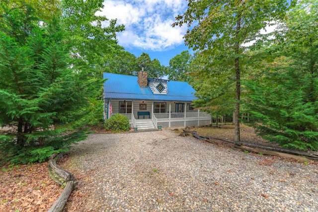 191 Trail Tree Ridge, Morganton, GA 30560 (MLS #9051905) :: Buffington Real Estate Group