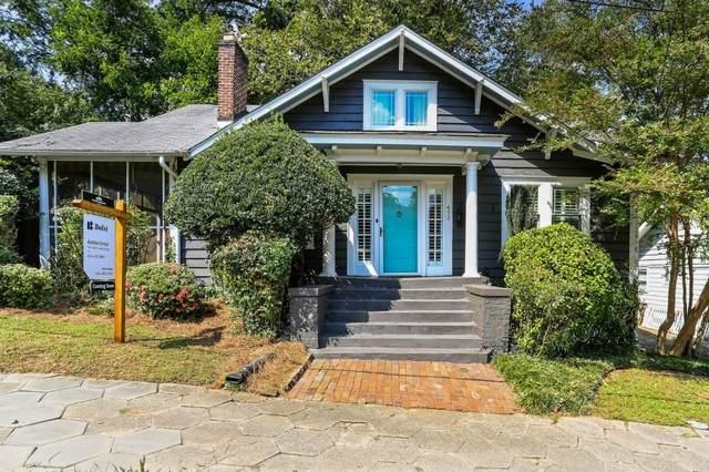 452 Euclid Terrace NE, Atlanta, GA 30307 (MLS #9051927) :: Rettro Group