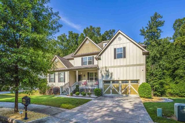 465 Lafayette Avenue, Fayetteville, GA 30214 (MLS #9051961) :: Maximum One Partners