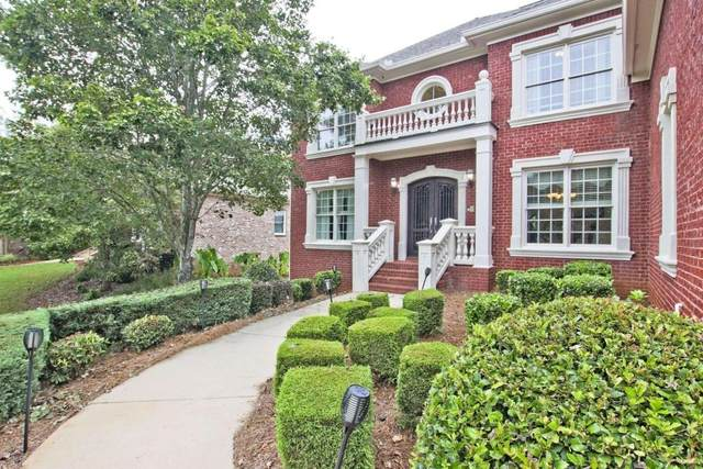 4544 Mossey Drive, Lithonia, GA 30038 (MLS #9051971) :: The Realty Queen & Team