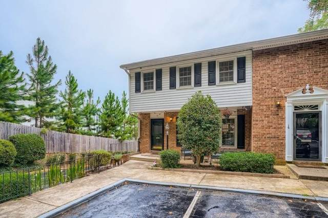 6520 Roswell Road #15, Sandy Springs, GA 30328 (MLS #9052022) :: The Realty Queen & Team