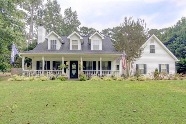 115 Timberidge, Newnan, GA 30263 (MLS #9052058) :: Athens Georgia Homes