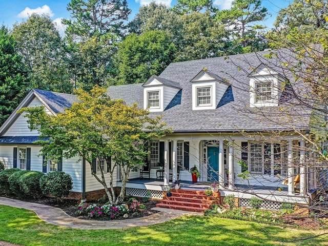 4475 Tall Hickory Trail, Gainesville, GA 30506 (MLS #9052073) :: Athens Georgia Homes