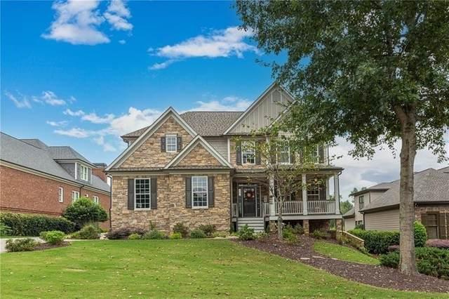 935 Old Forge Lane, Jefferson, GA 30549 (MLS #9052135) :: The Cole Realty Group
