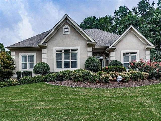 401 Cool Springs Place NW, Kennesaw, GA 30144 (MLS #9052136) :: The Cole Realty Group