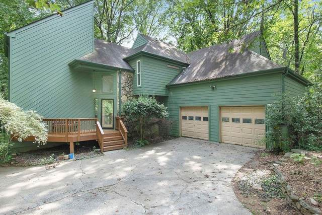 2402 Oakrill Way, Marietta, GA 30062 (MLS #9052150) :: The Cole Realty Group