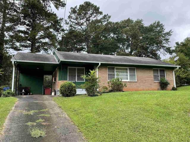 3514 Stone Road SW, Atlanta, GA 30331 (MLS #9052222) :: Rettro Group