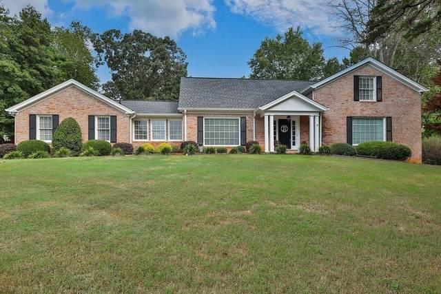 114 Woodlake Drive, Gainesville, GA 30506 (MLS #9052225) :: Athens Georgia Homes