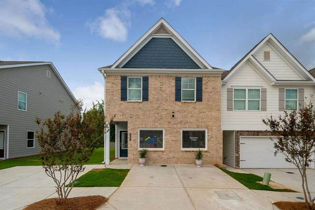 7558 Knoll Hollow Road #33, Lithonia, GA 30058 (MLS #9052227) :: The Cole Realty Group