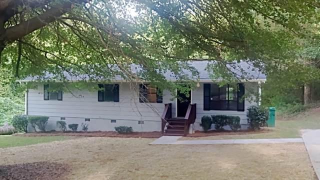 2807 Old Field Road, Ellenwood, GA 30294 (MLS #9052234) :: The Realty Queen & Team