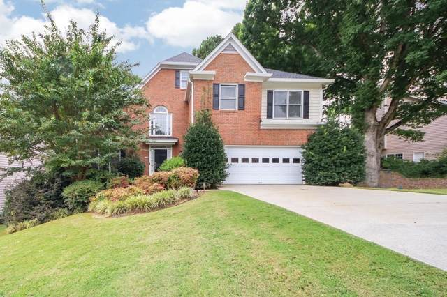 315 Wentworth Downs Court A, Johns Creek, GA 30097 (MLS #9052243) :: The Ursula Group
