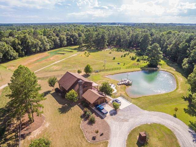 2323 Spell Road, Metter, GA 30439 (MLS #9052247) :: The Cole Realty Group
