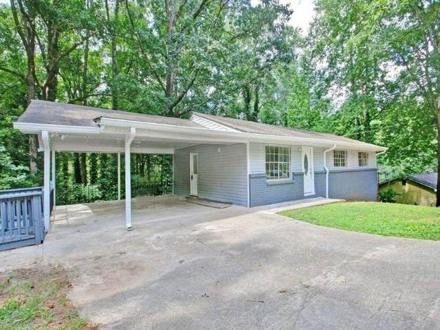 2200 Chestnut Circle, Lithia Springs, GA 30122 (MLS #9052295) :: Perri Mitchell Realty