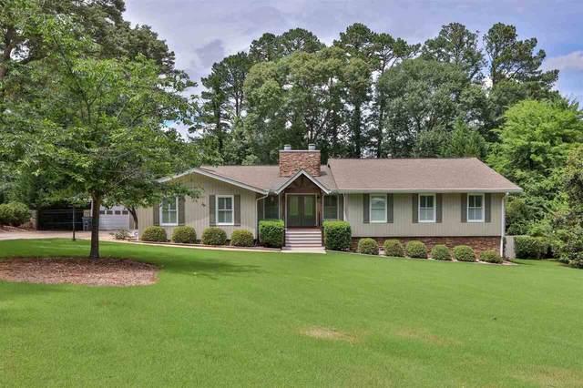 510 Pine Circle, Peachtree City, GA 30269 (MLS #9052327) :: AF Realty Group