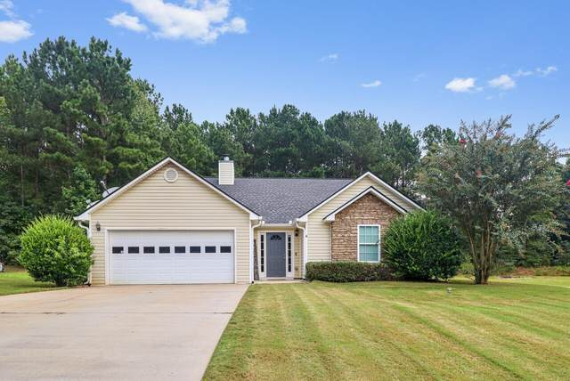 16 Palmer Place, Grantville, GA 30220 (MLS #9052337) :: Athens Georgia Homes