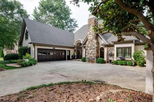 140 Grogans Lake Drive, Sandy Springs, GA 30350 (MLS #9052363) :: Perri Mitchell Realty