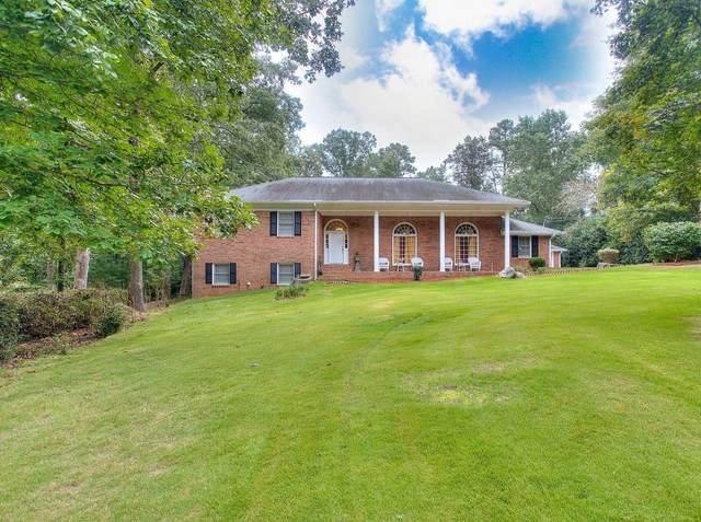 5017 Castlewood Drive SW, Lilburn, GA 30047 (MLS #9052367) :: Statesboro Real Estate