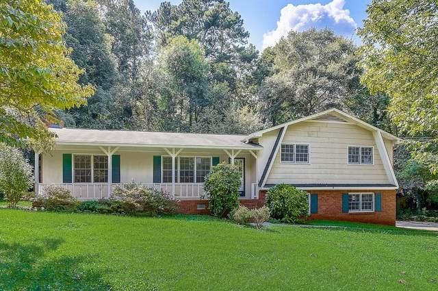 522 Hidden Hills, Marietta, GA 30066 (MLS #9052370) :: Cindy's Realty Group